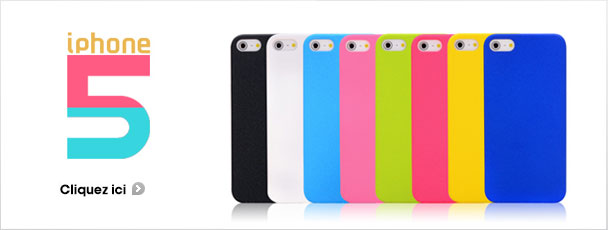 Coques Apple iPhone 5