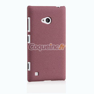 Coque Nokia Lumia 625 Sables Mouvants - Rouge