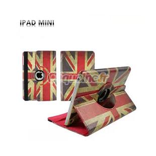 housse etui en cuir apple ipad mini le drapeau du royaume uni mixtes. Black Bedroom Furniture Sets. Home Design Ideas