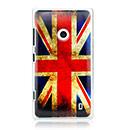 Coque Nokia Lumia 520 Le drapeau du Royaume-Uni - Mixtes
