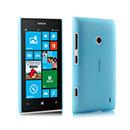 Coque Nokia Lumia 520 Plastique Transparent - Bleue Ciel