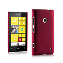 Coque Nokia Lumia 520 Poli - Rouge