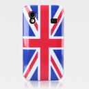 Coque Samsung Galaxy Ace S5830 Le drapeau du Royaume-Uni - Mixtes