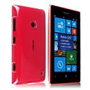 Etui Nokia Lumia 520 Plastique Transparent - Claire