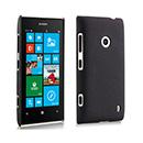 Etui Nokia Lumia 520 Sables Mouvants - Noire