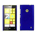 Etui Plastique Nokia Lumia 520 Poli - Bleu