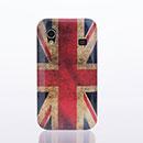 Etui Samsung Galaxy Ace S5830 Le drapeau du Royaume-Uni - Mixtes